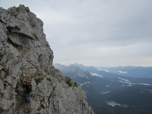 Klettersteig Uk : Kurz aber knackig klettersteig arzl u super gsi