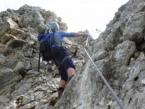 Klettersteig Uk : Intersport klettersteig  youtube