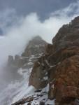 West ridge of Peak 4244