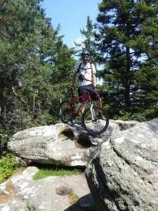 52 Vosges biking