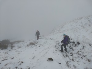 Descending to Kirkstone Pass